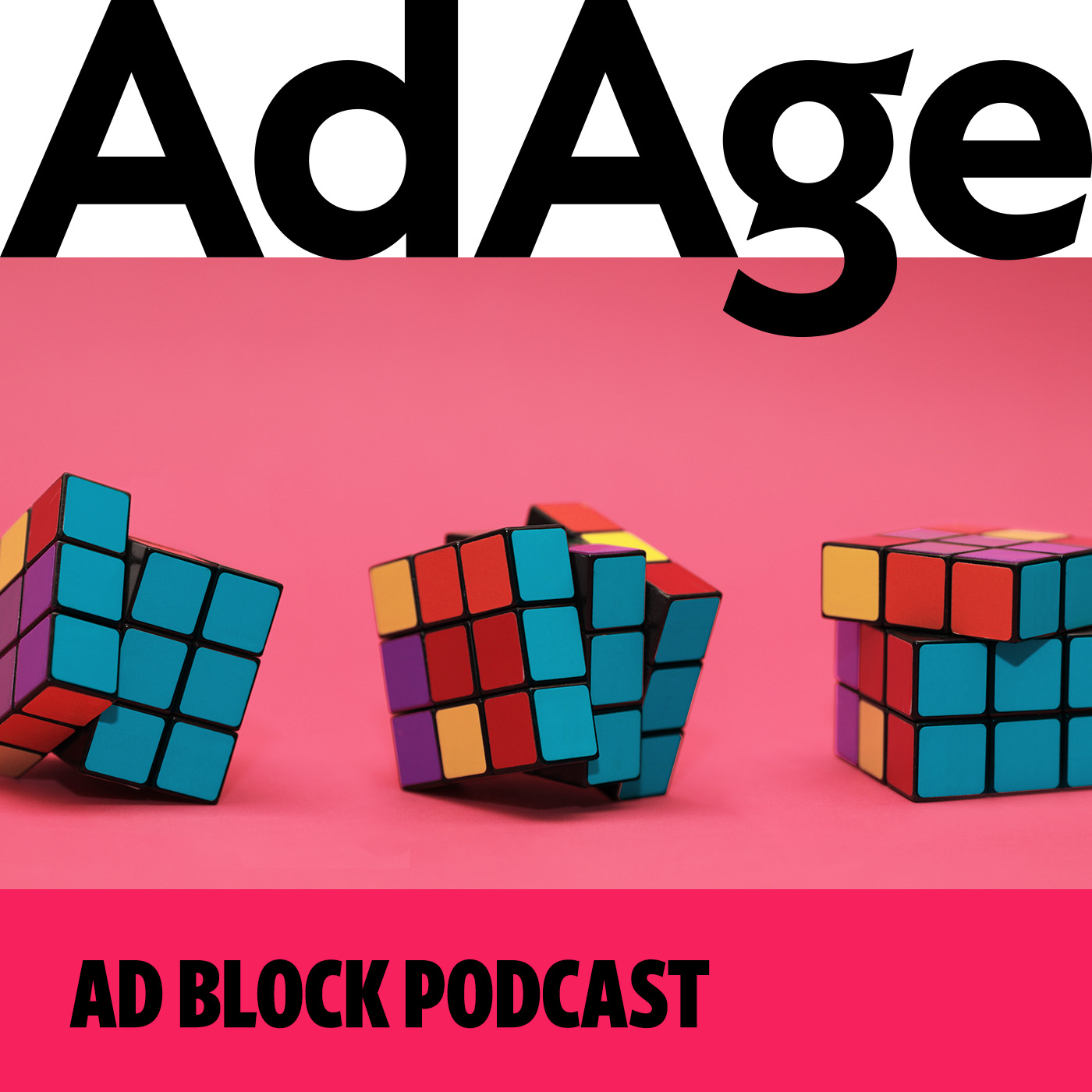 Ad Age Ad Block show art
