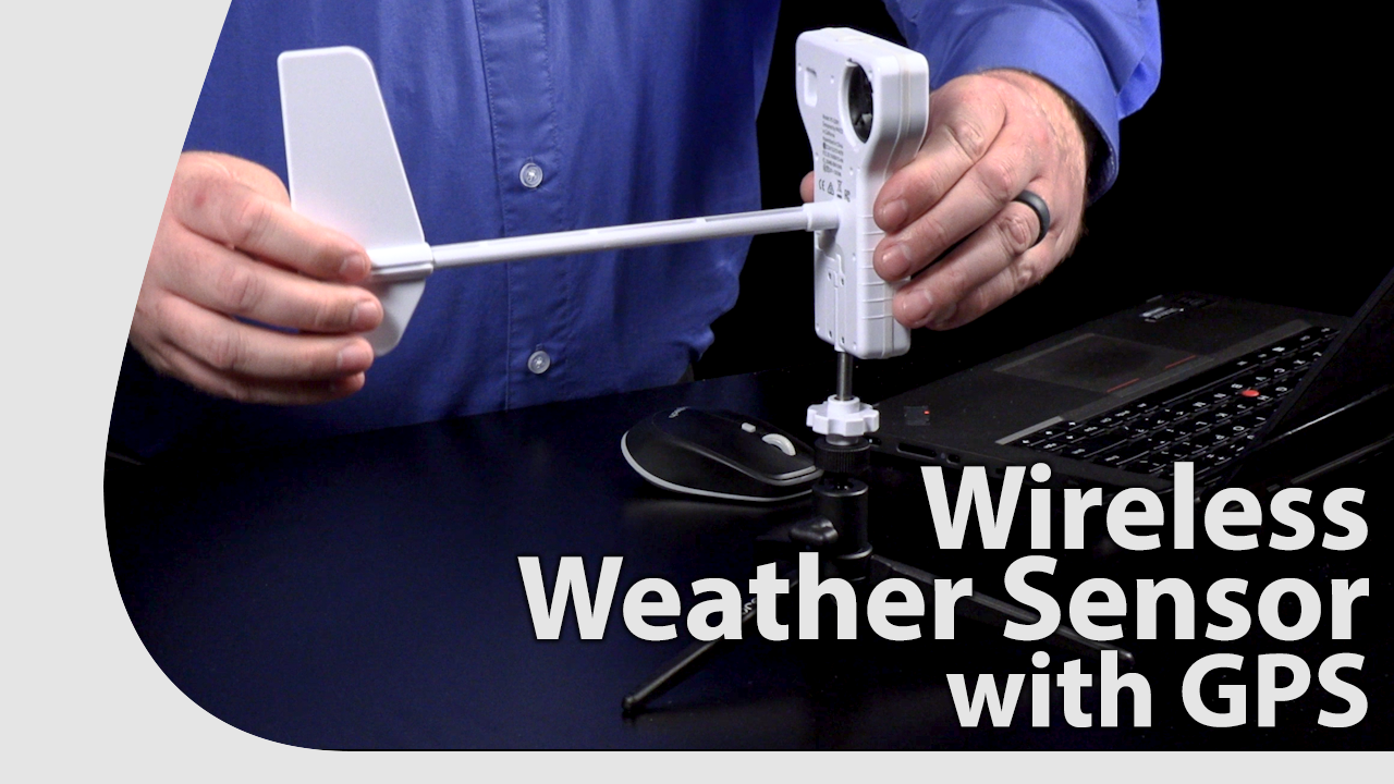 Artwork for Wireless Weather Sensor with GPS Overview