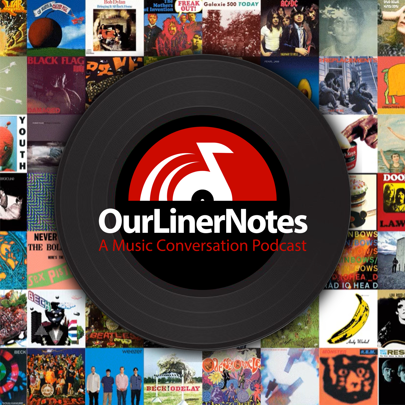Our Liner Notes show art
