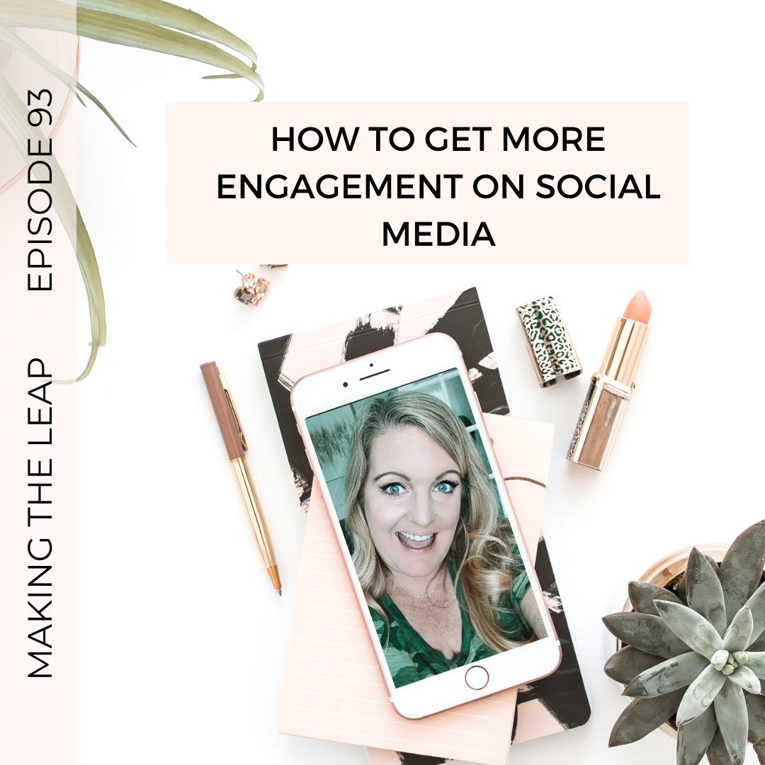 Making the Leap – How to Get More Engagement on Social Media