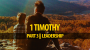 Artwork for 1 Timothy || Part 3 - Leadership By Steve Wimble
