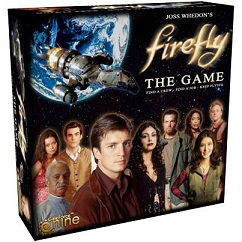 D6G Ep 133: Firefly Boardgame Detailed Review & Realm Works Update