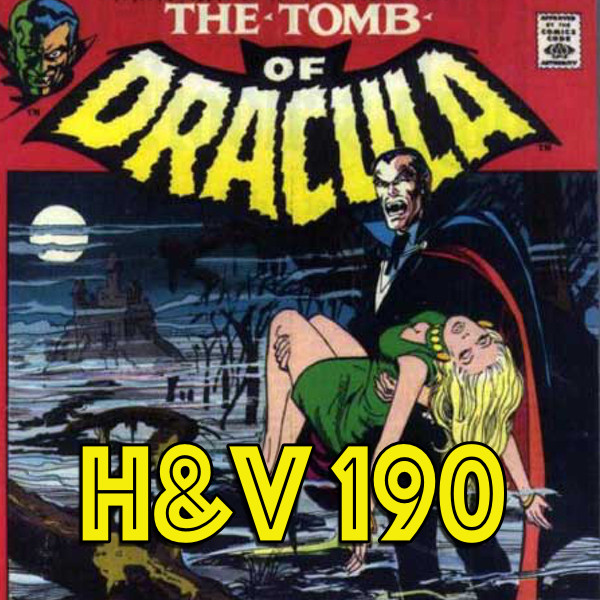 190: Halloween Special! Tomb of Dracula with Jess Hall