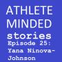 Artwork for Former Women's Volleyball Player Yana Ninova-Johnson