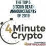 Artwork for The Top 5 Bitcoin Death Announcements Of 2019