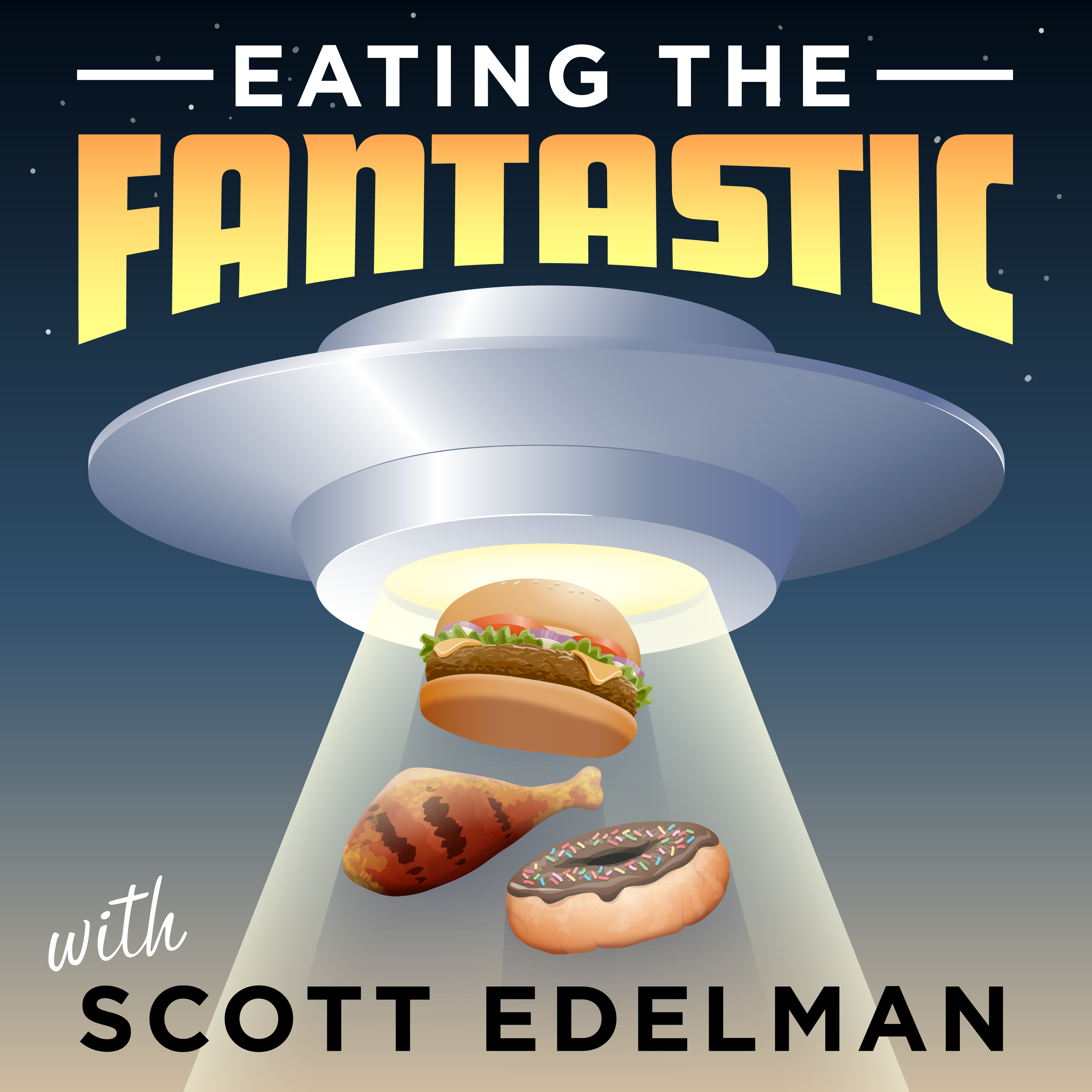 Episode 119: Sheltering in Place with Scott Edelman