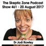 Artwork for The Skeptic Zone #461- 20.Aug.2017