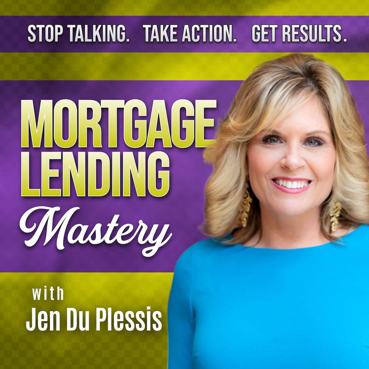 Mortgage Lending Mastery show art