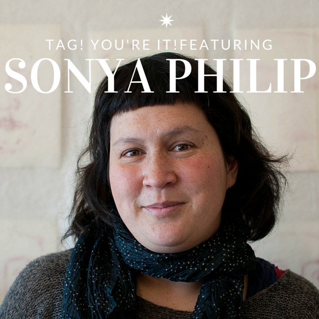 Tag! You're IT! Featuring Sonya Philip