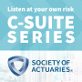 Artwork for Special Edition: Actuaries in the C-Suite with Guest Toby Hall
