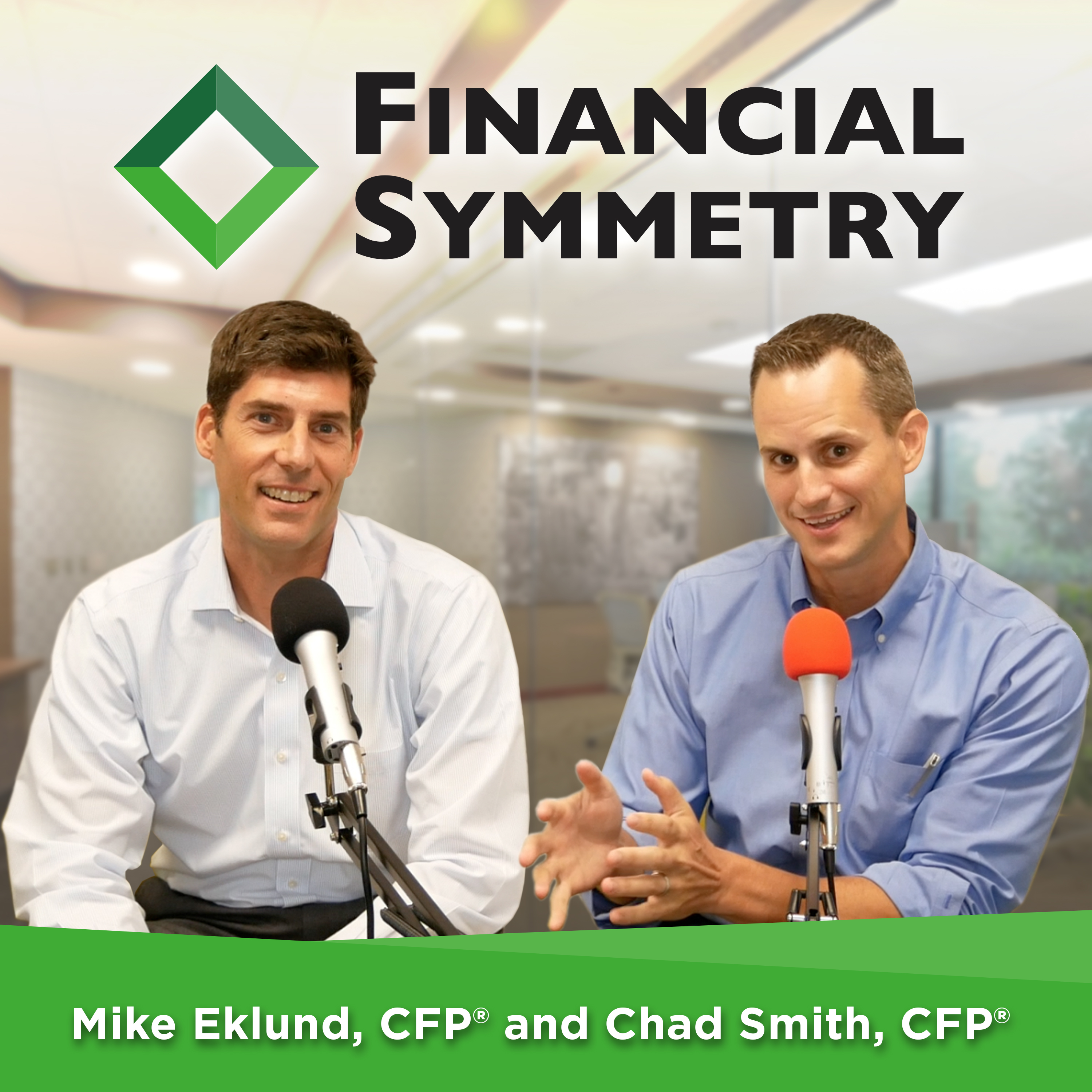 Financial Symmetry: Balancing Today with Retirement show art