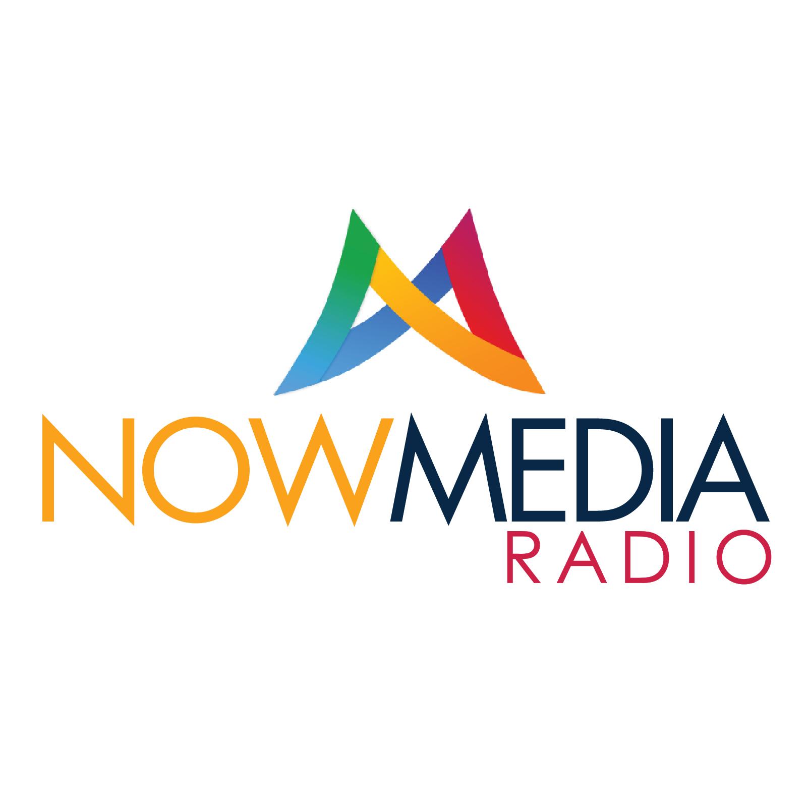 NowMedia Radio show art