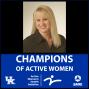 Artwork for 043 - Dr. Kimberly Kaiser, MD, Sports Medicine Physician, University of Kentucky