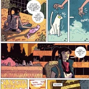 Nick Filardi reads APOCALYPTIGIRL: AN ARIA FOR THE END TIMES