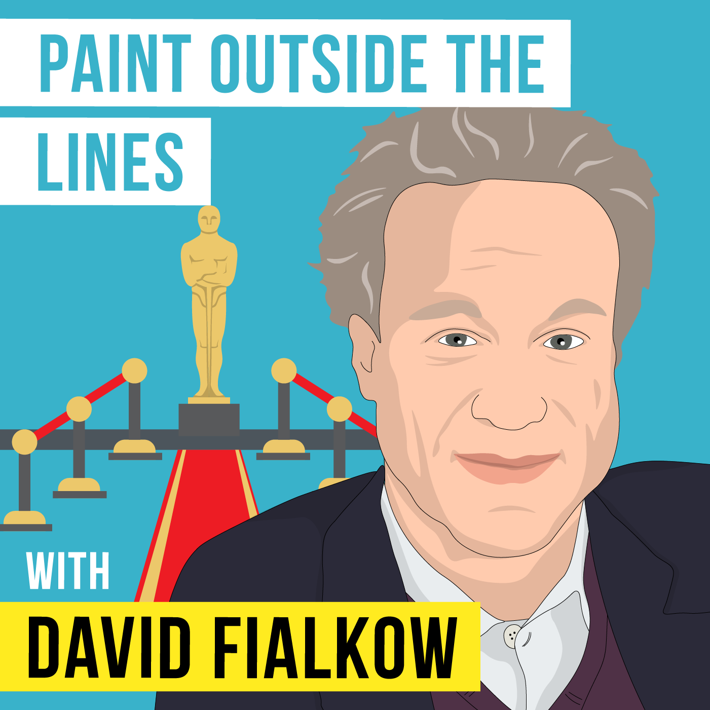 David Fialkow - Paint Outside the Lines - [Invest Like the Best, EP. 243]