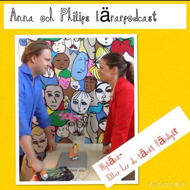 Avsnitt 107 med läraren Annika Sjödahl som undervisar i svenska och engelska.