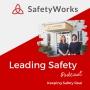 Artwork for Let's Chat Safety Leadership with Trevor Bourne