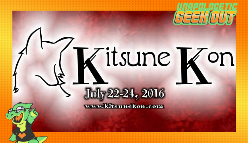 Artwork for Kitsune Kon 2016