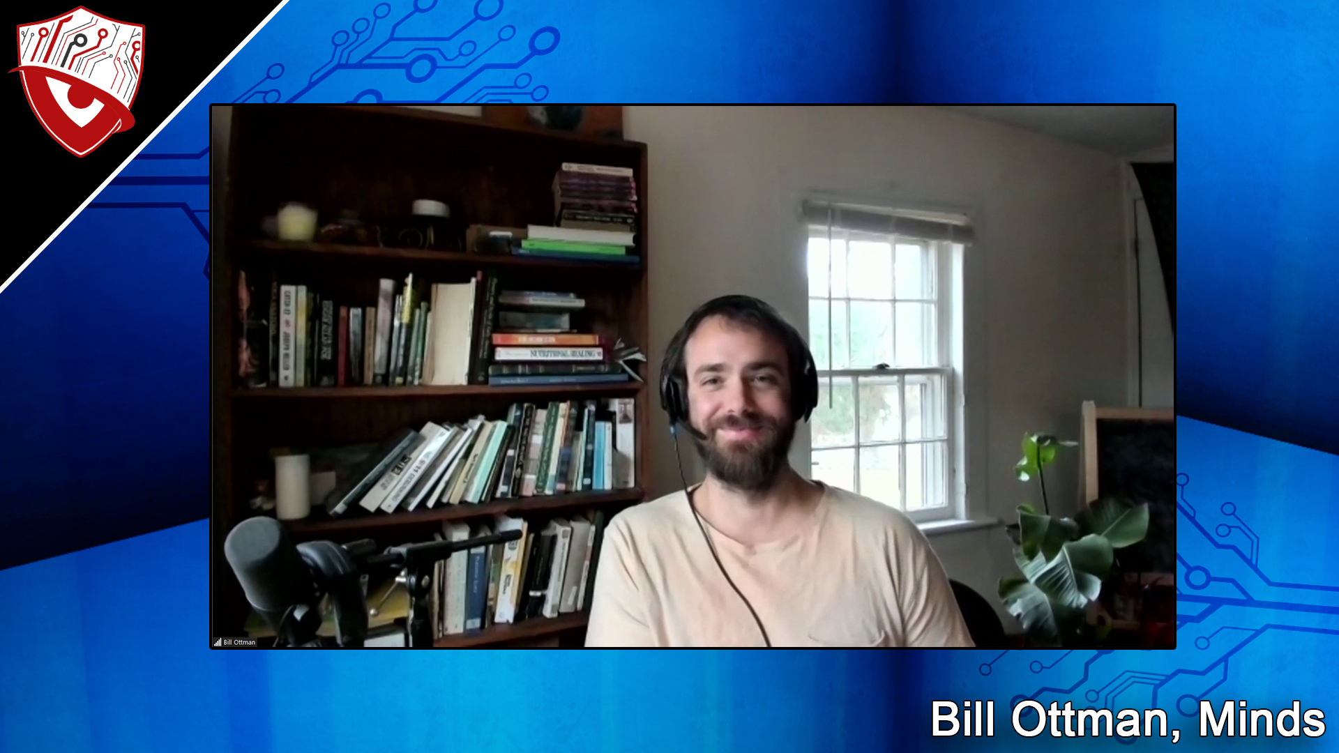 Artwork for Bill Ottman, Minds - Secure Digital Life #90