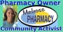 Artwork for Pharmacy Podcast Episode 54: Independent Pharmacy Owner Teresa Stickler with Melrose Pharmacy