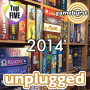 Artwork for GameBurst Unplugged - Top 5 Games in 2014