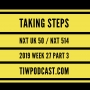 Artwork for Taking Steps (WWE NXT UK 50 / NXT 514 Review)