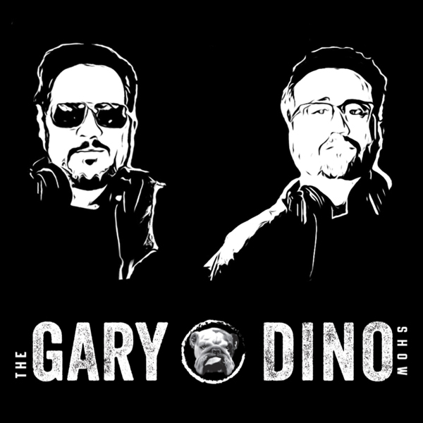 The Gary and Dino Show show art