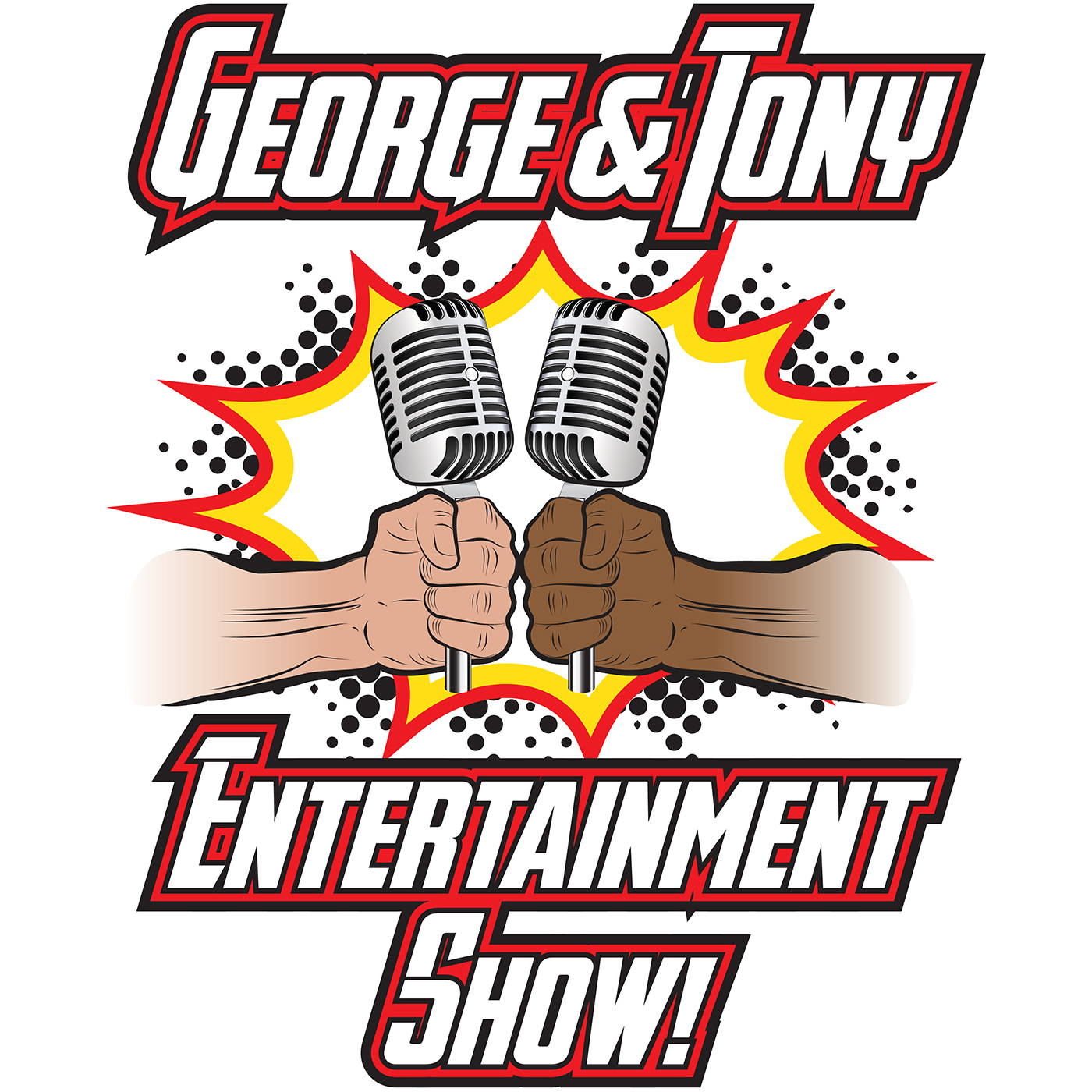 George and Tony Entertainment Show #128