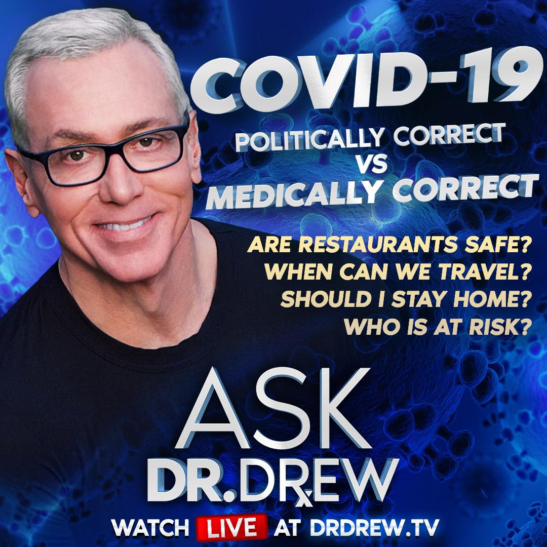 COVID-19 Answers: Politically Correct vs. Medically Correct - Episode 21