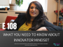 Artwork for E108: What you need to know about Innovator Mindset