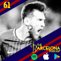 Artwork for Should Barcelona be worried about recent poor results? Adil @Barca19Stats, Yerry Mina and Coutinho [TBPod61]