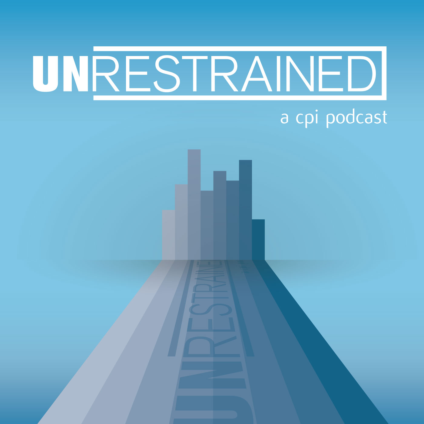 Artwork for Unrestrained – Episode 14, Guest: Dr. Sally Gillam