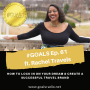 Artwork for Ep. 61 How to Lock In On Your Dream & Create A Successful Travel Brand ft. Rachel Hill