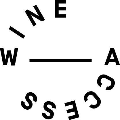 wineaccess logo round black