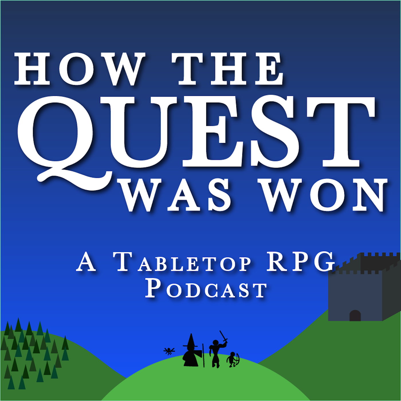 How the Quest Was Won show art
