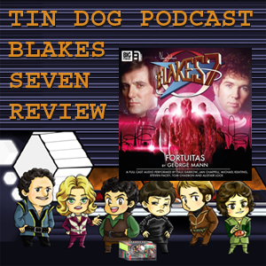 TDP 462: Big Finish - Blakes7 -  2.2 FORTUATAS