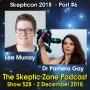 Artwork for The Skeptic Zone #528 - 2.December.2018