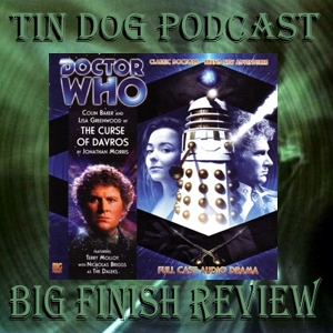 TDP 241: Curse of Davros - Big Finish main Range 156