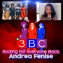 Artwork for Rooting For Everyone Black: Andrea Fenise | 3BC Podcast | KUDZUKIAN