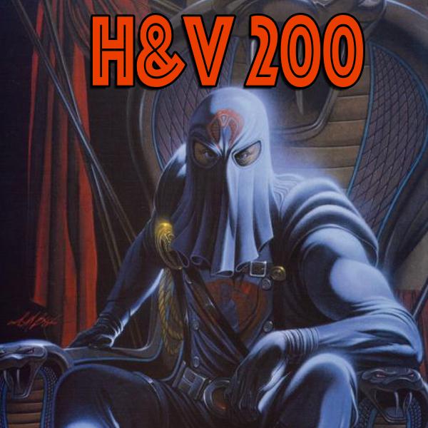200: Cobra Commander