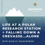 Artwork for EP03 Mikolaj Golachowski - Life at a polar research station and falling down a crevasse...alone