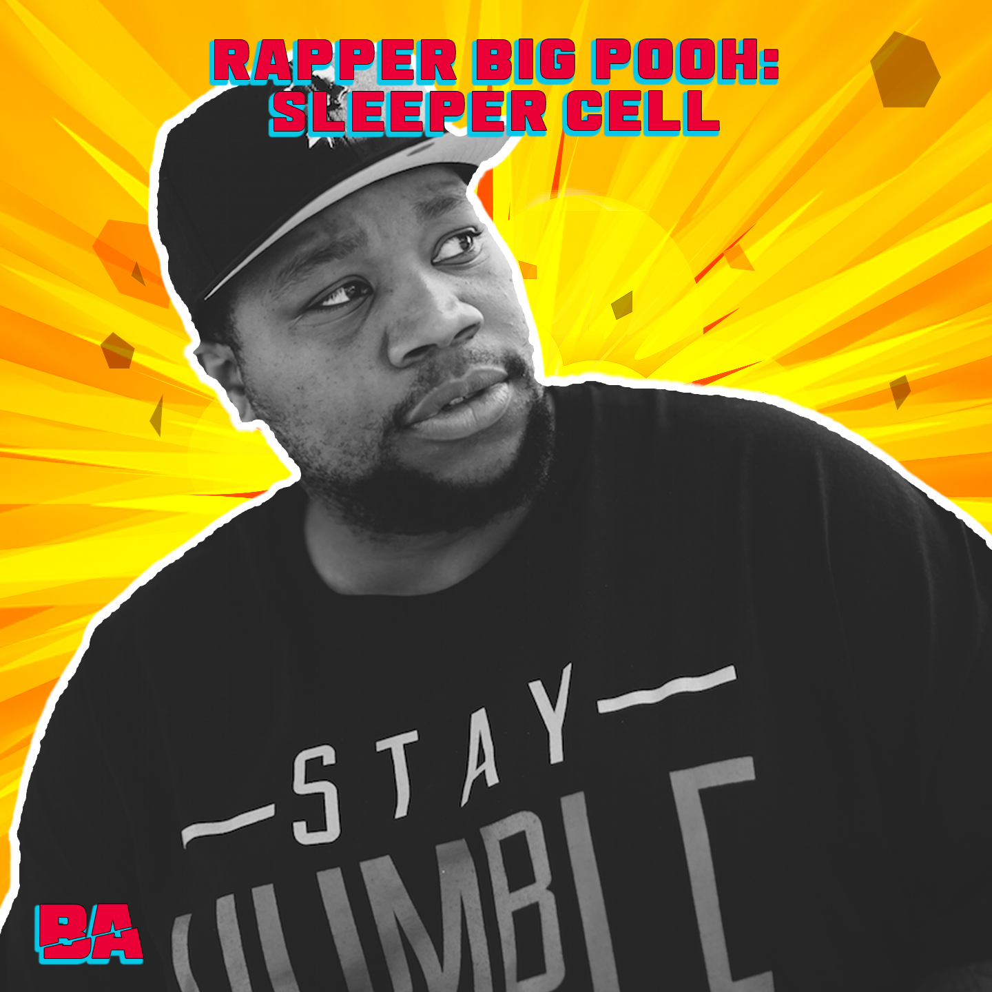 Rapper Big Pooh Interview: Sleeper Cell