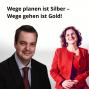 Artwork for Folge 89: Wege planen ist Silber – Wege gehen ist Gold! – Stefan Gliesche lebt in Italien, arbeitete in China, ist zertifizierter Management-Trainer und Coach.