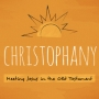 Artwork for Christophany - 'The Making of a Superhero