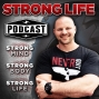 Artwork for 191 | Getting STRONGER in Life, The Gym & Business