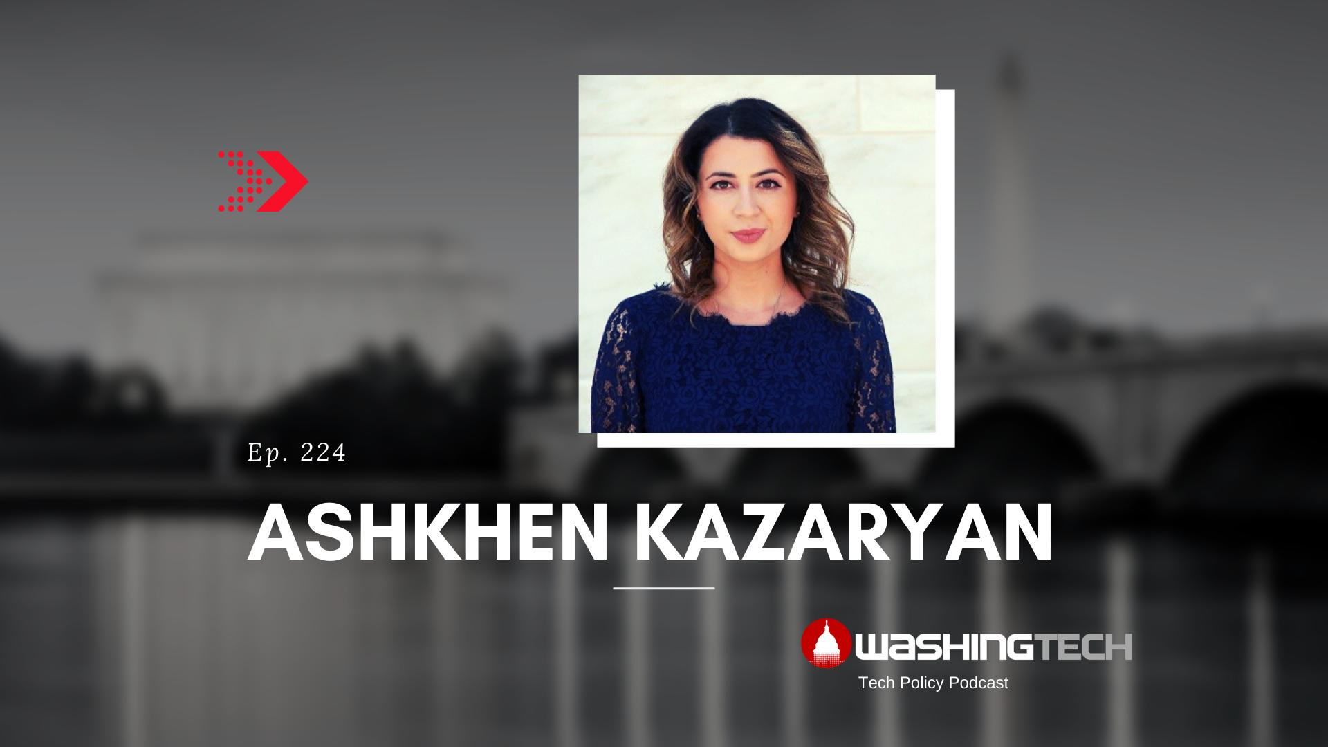 Ashkhen Kazaryan