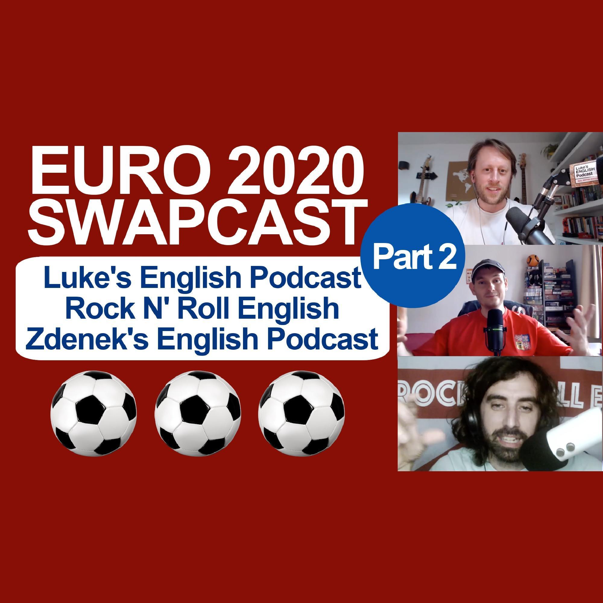 BONUS: [2/2] EURO2020 Swapcast with Martin Johnston (RnR) & Zdenek Lukas (ZEP) + COMPETITION WINNERS