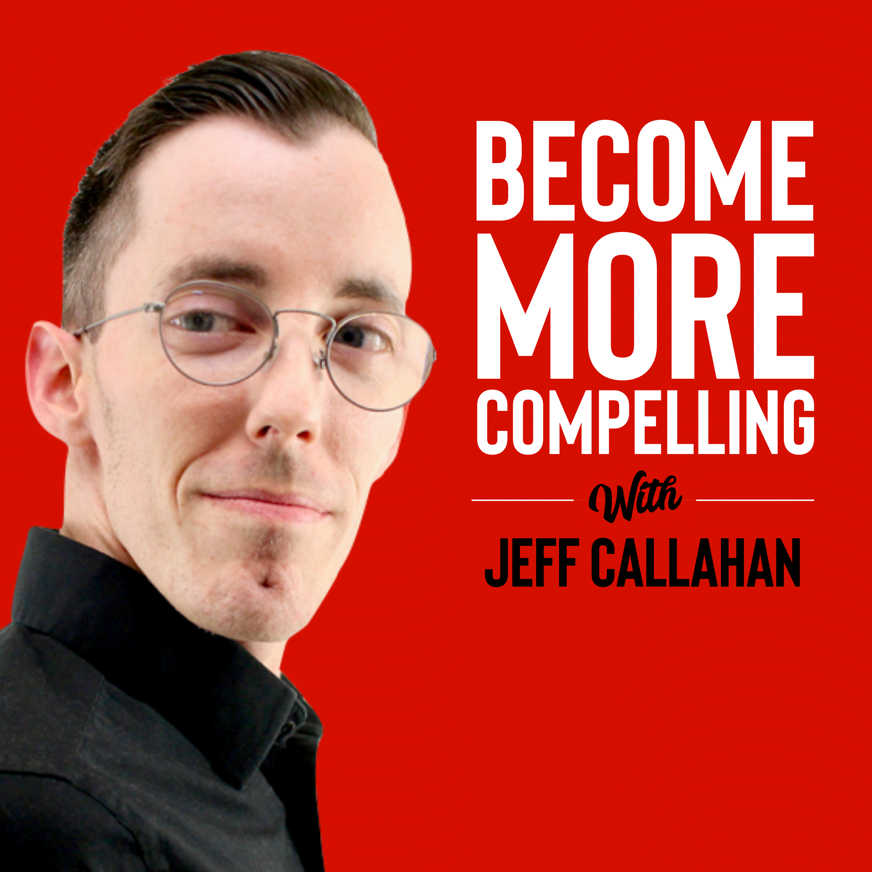 Become More Compelling Radio show art