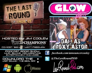 TLR #30 - GLOW Night - Dallas and Roxy Astor