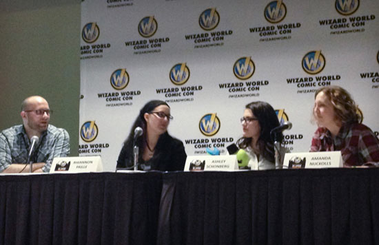 Turning your Art into an Online Business - Panel at Wizard World St. Louis 2014